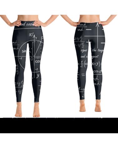 Custom school leggings and...