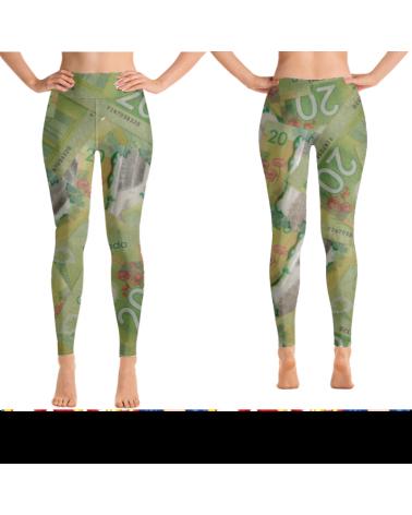 Custom Plus Size leggings...
