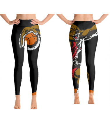 Custom Basketball leggings...