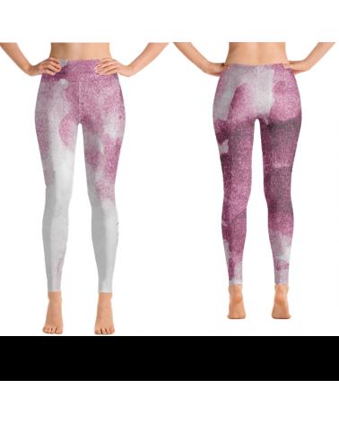 Custom Purple Haze Leggings