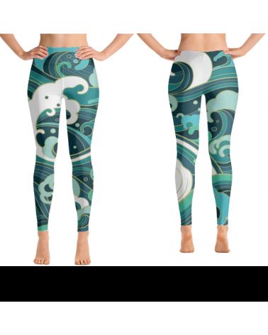 Custom spanx leggings and...