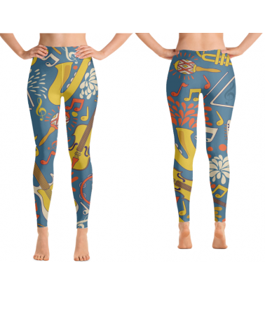 Custom Band leggings and...
