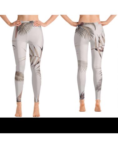 Custom Nature View leggings...