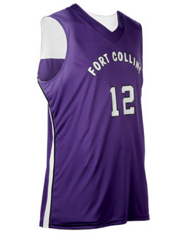 Custom Triple Double Reversible basketball jersey   Design Yours - Fast Shipping