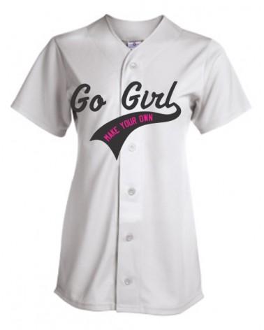 Custom Women Baseball jerseys