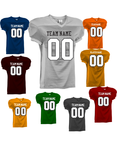Custom Fans football jersey | Design Yours - Fast Shipping