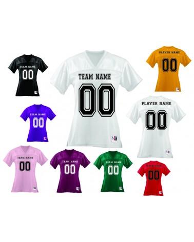 Custom football mom Jerseys   Design Yours - Fast Shipping