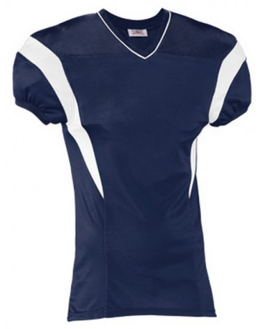 Custom Double coverage football jersey | Design Yours - Fast Shipping