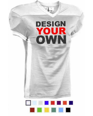 Custom NFL Style football jersey   Design Yours - Fast Shipping