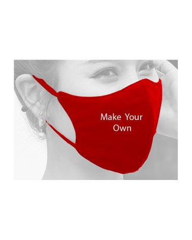 Custom  Face Mask |  No- Minimium