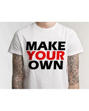 Custom Make Your Own TShirt | No- Minimium