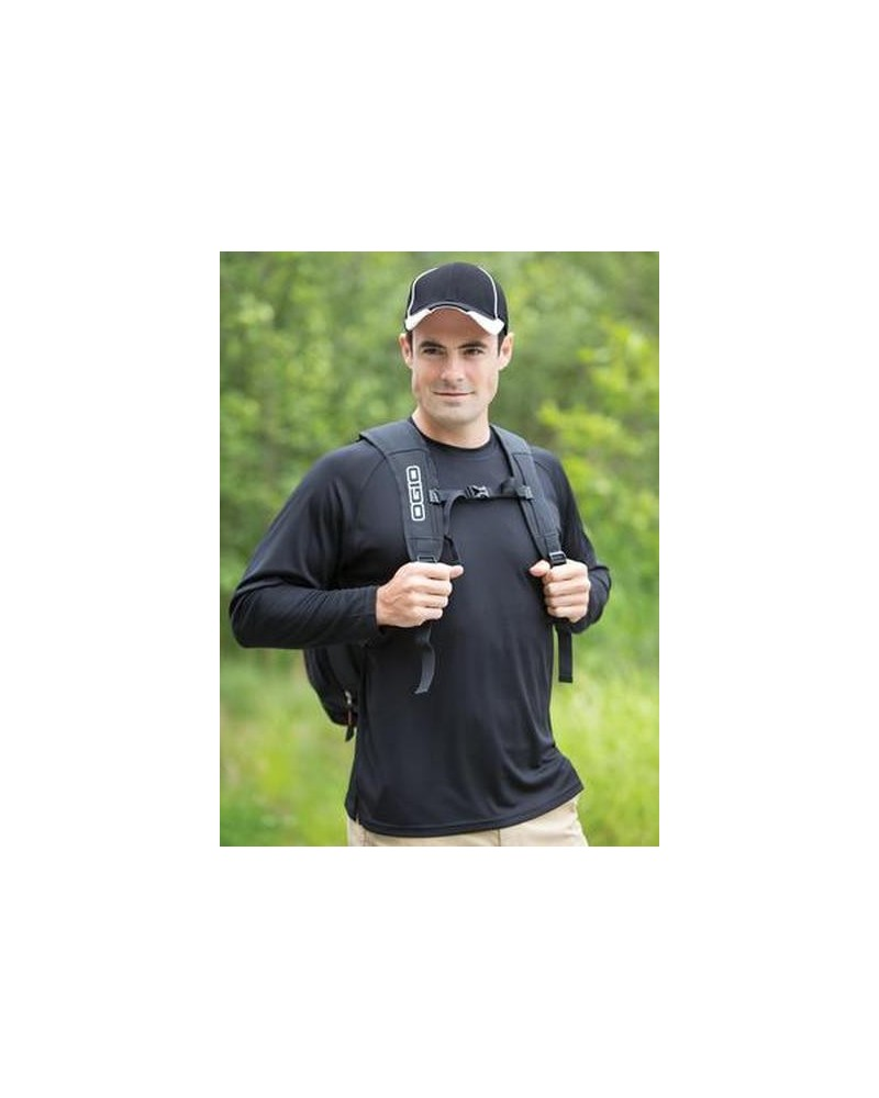 Custom Dry Perforamce Long Sleeve Tee | No- Minimium