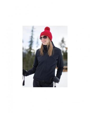 Custom Soft Shell Ladies Textured jacket | No- Minimium