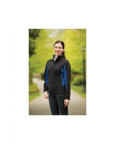 Custom Soft Shell Ladies jacket | No- Minimium