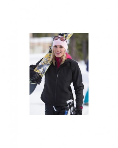 Custom Soft Shell Ladies Ski jacket | No- Minimium