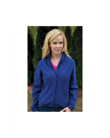 Custom Ladies Polar Fleece Jacket | No- Minimium