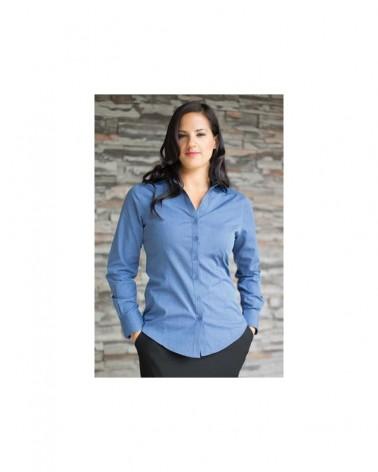 Custom Textured Ladies Woven shirt | No- Minimium