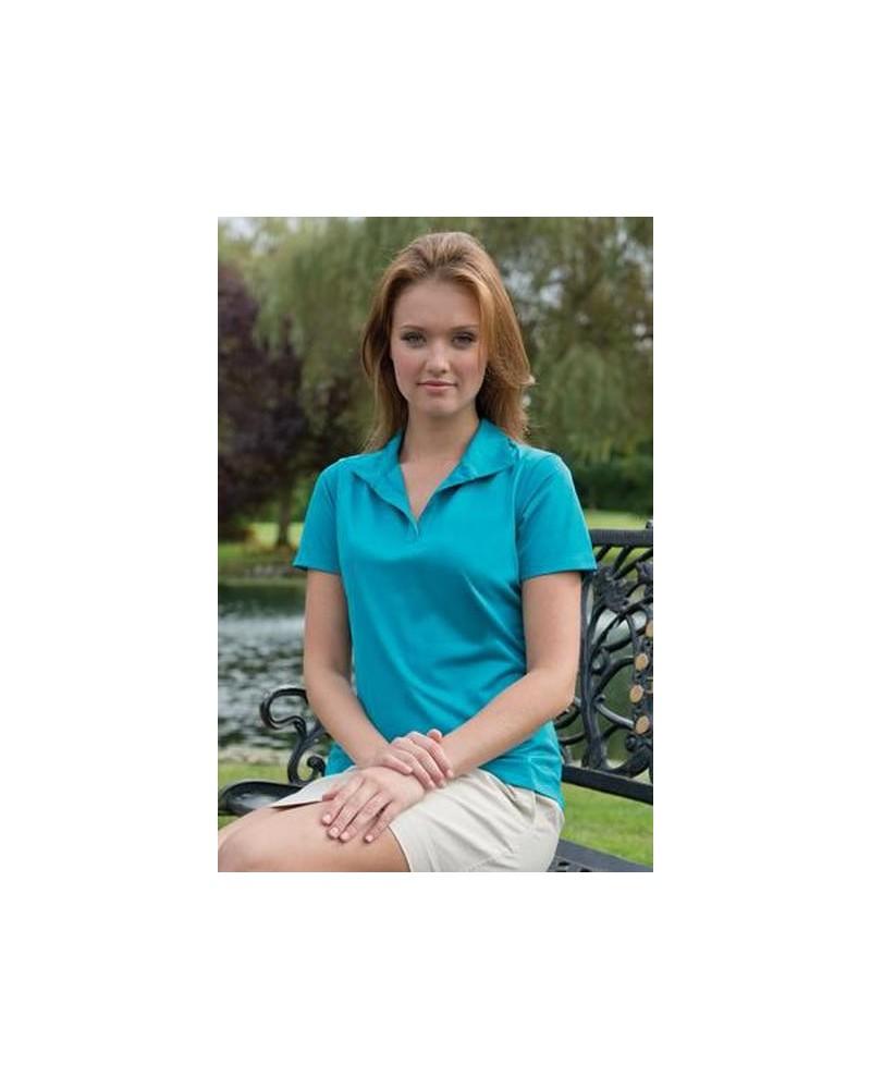 Custom Snag Resistant Ladies Sport shirt   No- Minimium