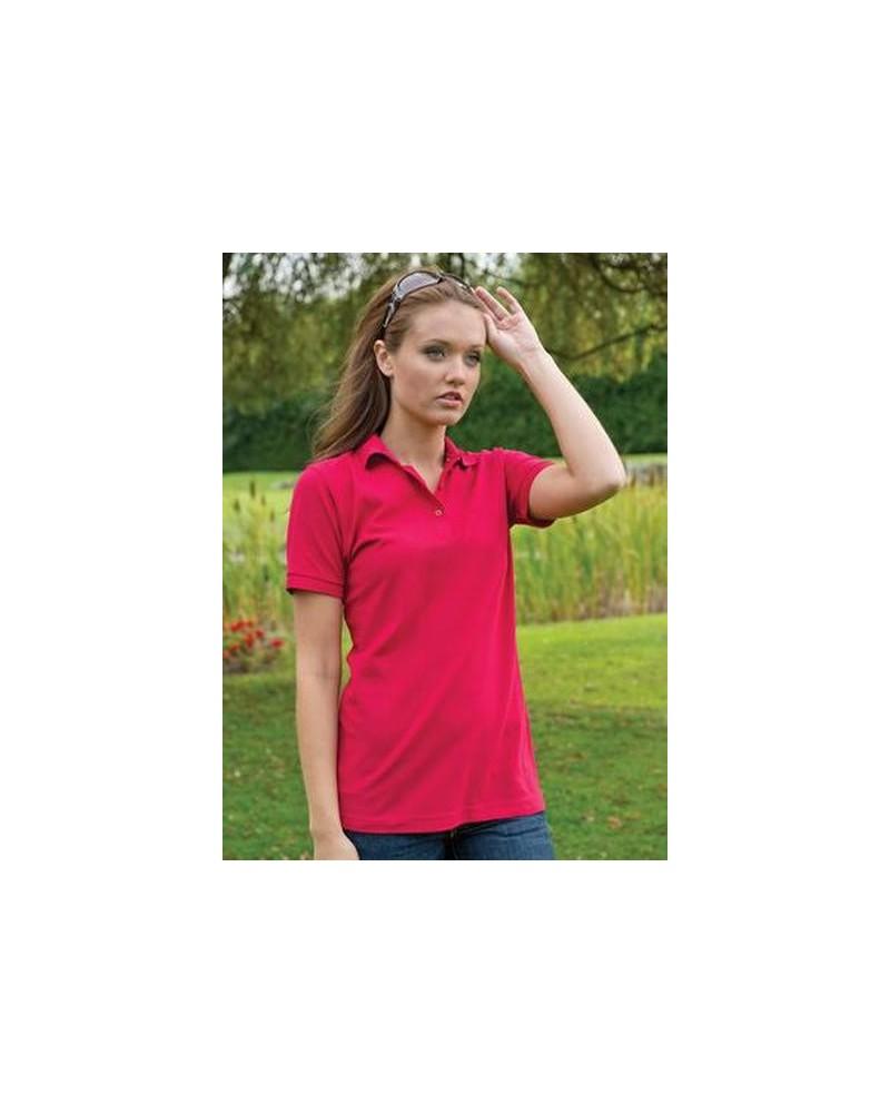 Custom SilkTouch Pique Ladies Sport shirt | No- Minimium