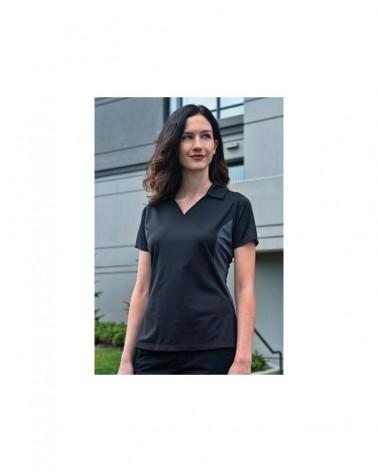 Custom Snag Resistant Colour Block Ladies Sport shirt | No- Minimium