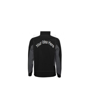 Custom Everyday Soft Shell jacket | No- Minimium
