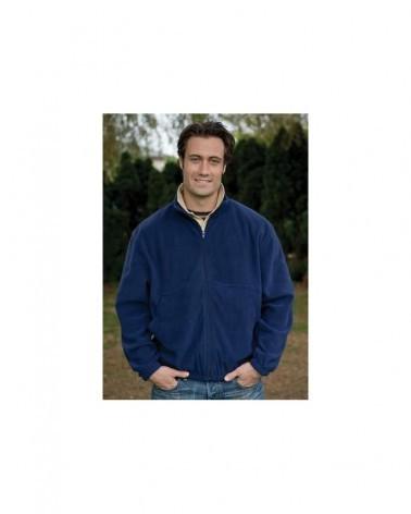 Custom Polar Fleece jacket | No- Minimium