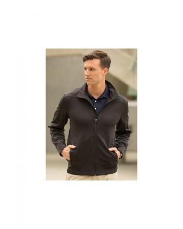 Custom Ptech Fleece Track jacket | No- Minimium