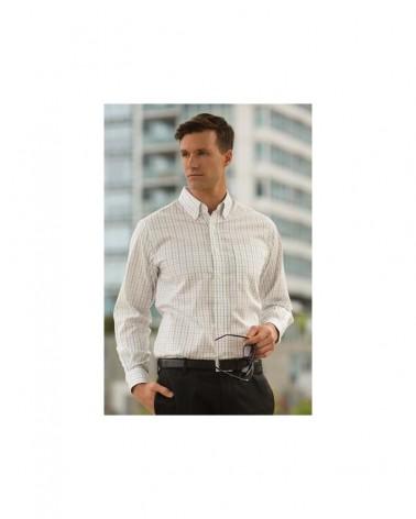 Custom Tattersall Check Woven shirt   No- Minimium