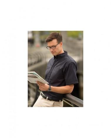 Custom Short Sleeve Easy Care shirt | No- Minimium