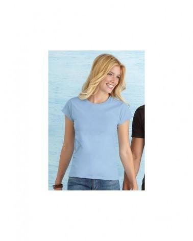 Custom Ladies Softstyle shirt | No- Minimium