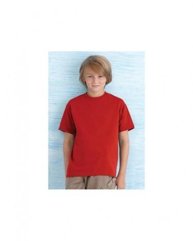 Custom Heavy Cotton Youth T shirt   No- Minimium