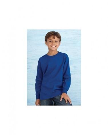 Custom Ultra Cotton Youth Long Sleeve T shirt | No- Minimium