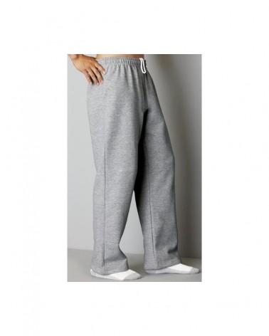 Custom Open Bottom Sweatpants   No- Minimium
