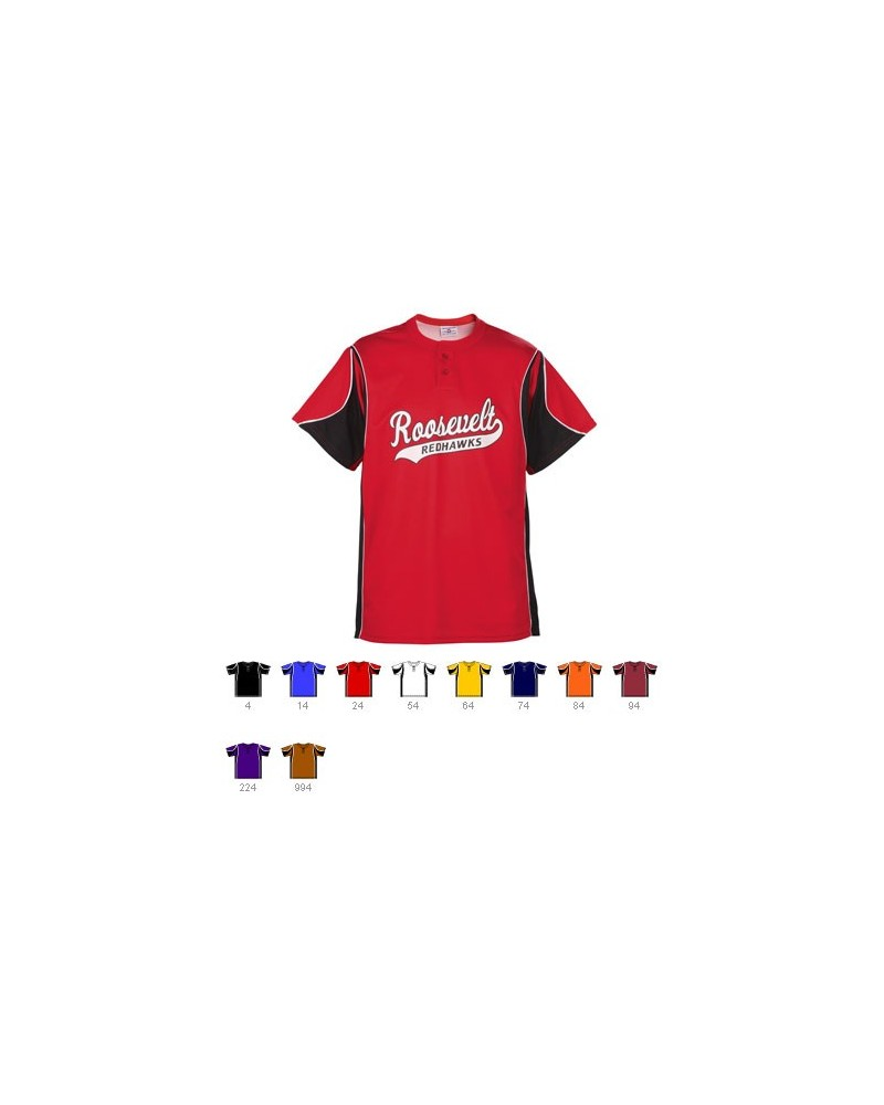 Custom Crossbow button jersey | No- Minimium