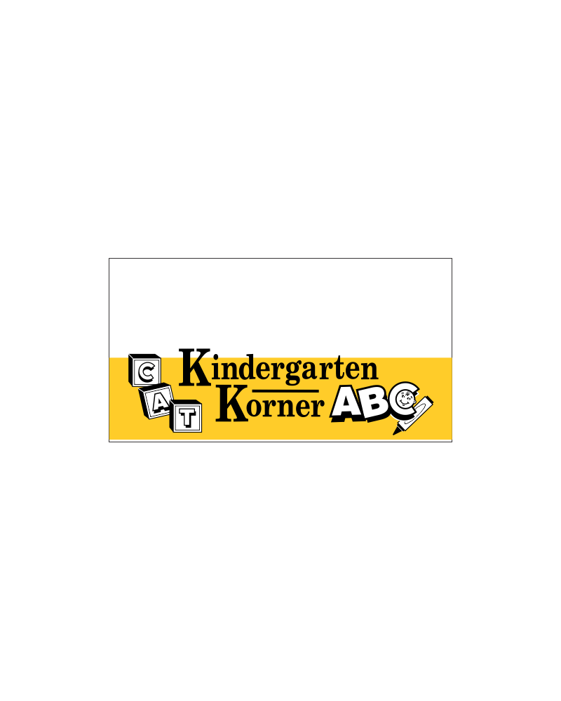Custom Kindergarten Banners   No- Minimium
