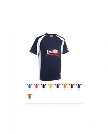 Custom Adult knuckler cool mesh button jersey   No- Minimium