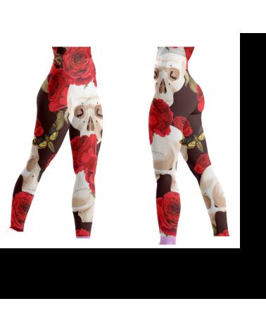 Custom Abstract Yoga pants