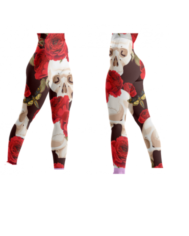 Customize Abstract Yoga pants