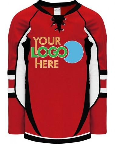 Custom Hockey Jersey -...