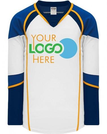 Customize Hockey Jersey - 2...