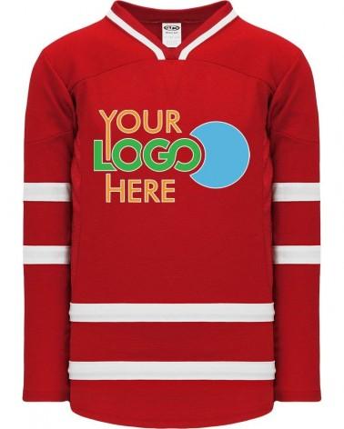 Custom Hockey Jersey - Team...