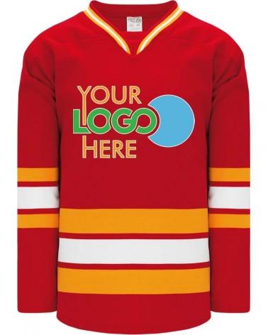 Custom Hockey Jersey - 2009...