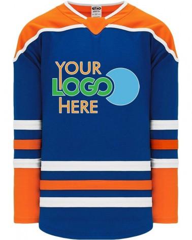 Custom Hockey Jersey - 2018...