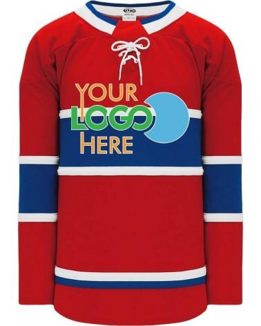 Custom Hockey Jersey - 2017...