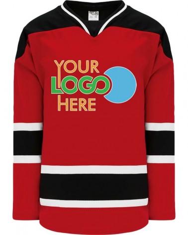 Custom Hockey Jersey - 2007...