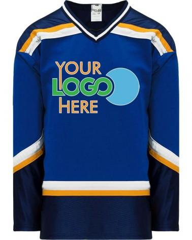 Custom Hockey Jersey - 1998...