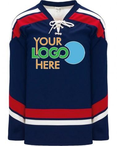 Custom Hockey Jersey - 2005...