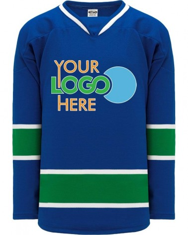 Custom Hockey Jersey - 2008...