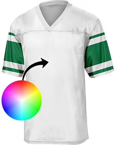 NY Jets  Style Football jersey