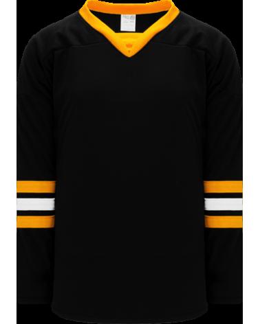2008 BOSTON 3RD BLACK hockey jerseys